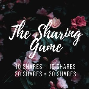 Other - Let's keep the sharing going 🌸🌸🌸